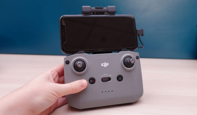 telecommande drone DJI Mini 2