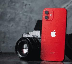 appareil photo ou smartphone