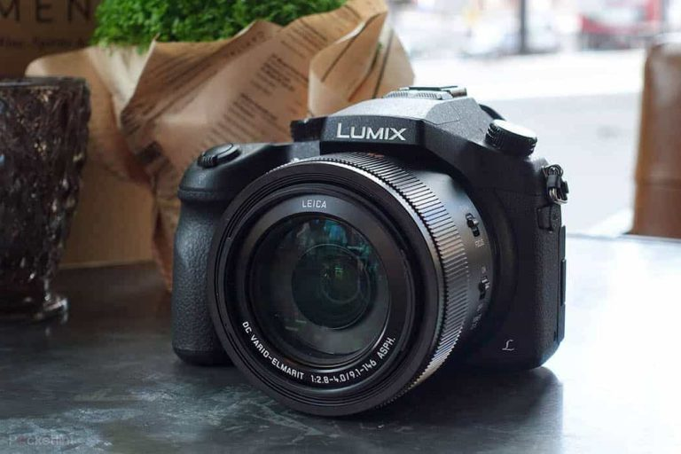 appareil photo numerique bridge Panasonic Lumix FZ1000