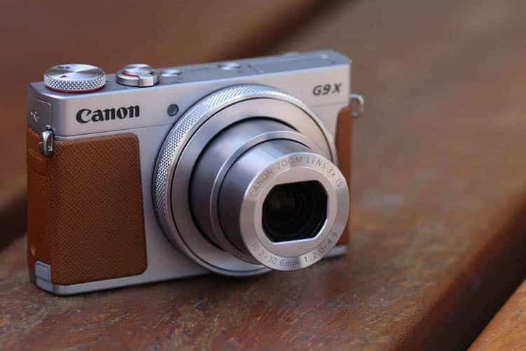 appareil photo numerique compact Canon PowerShot G9 X Mark II