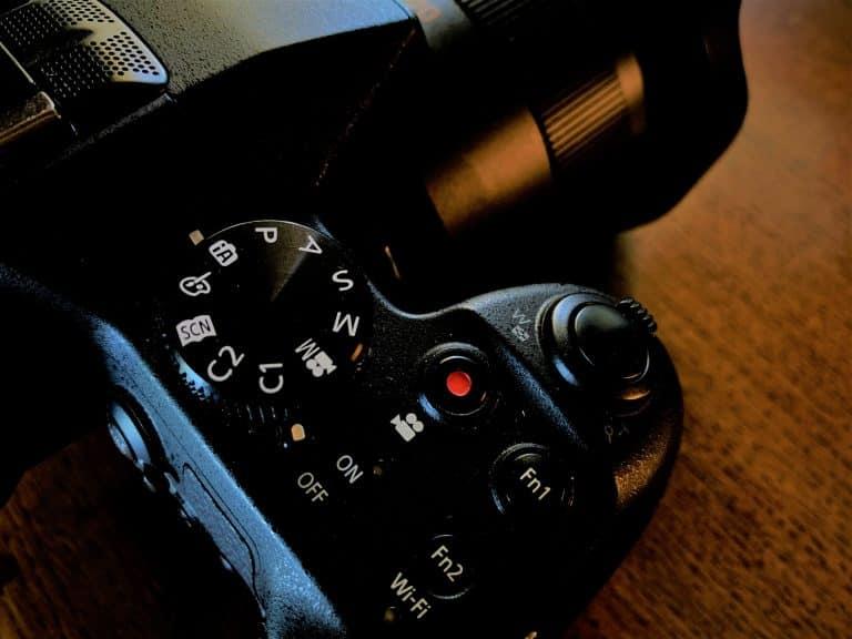 mode iA intelligence artificielle appareil photo numérique