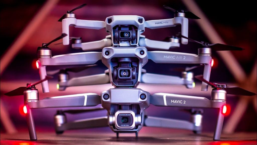 Read more about the article Quel drone choisir pour débuter en 2021?