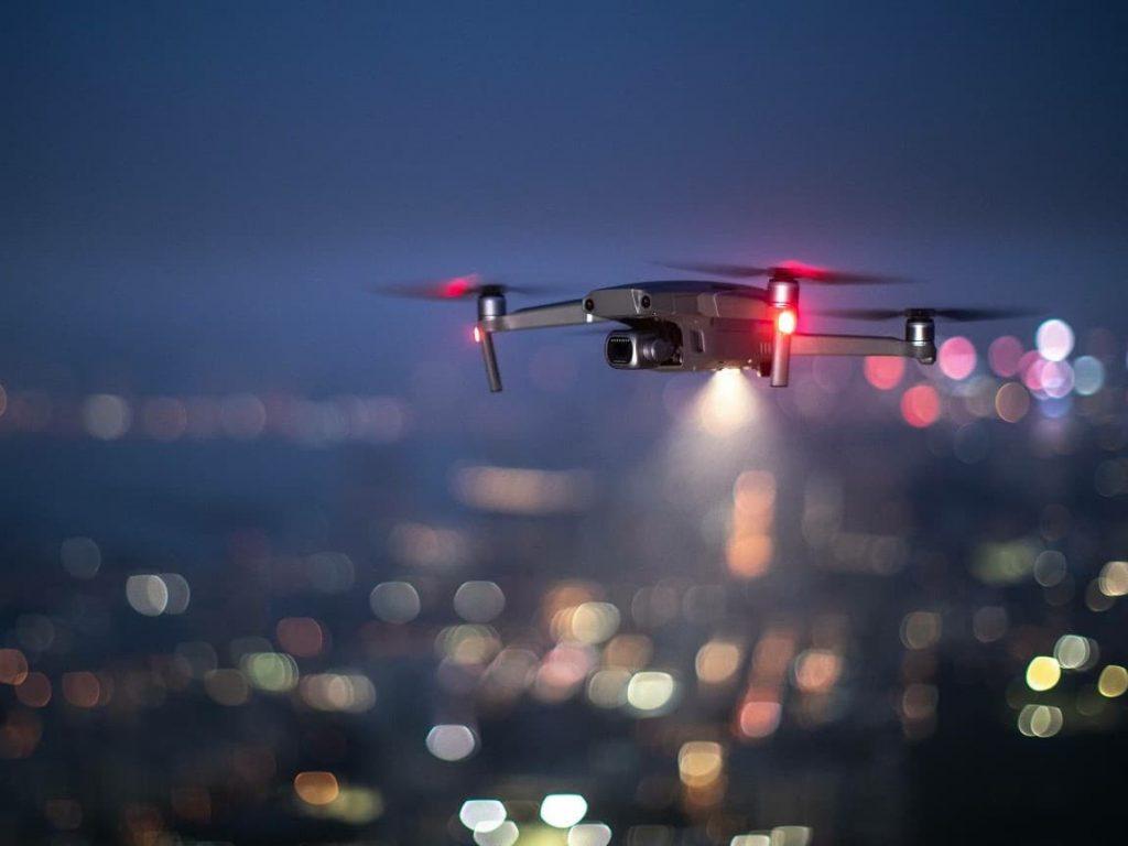 image du drone DJI Mavic 2 Pro en vol